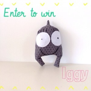 Punkymoms Giveaway! Win a Milk Collective Creature!