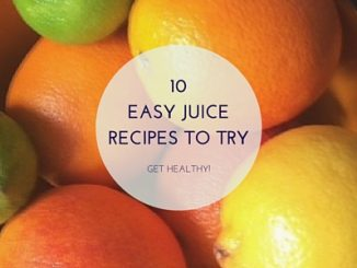 EASY JUICE RECIPES - JUICER COMBINATIONS