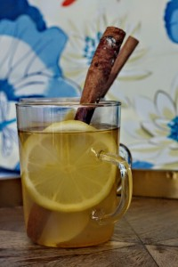 The Hot Toddy - Perfect for Your New Year's Eve at Home!