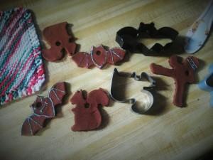 cinnamon air dry ornaments