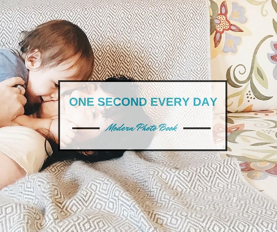 ONE SECOND EVERYDAY APP