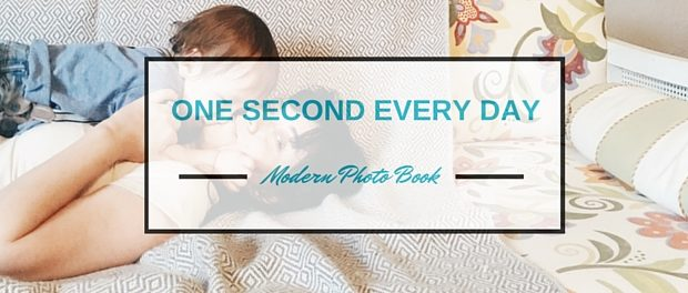 One Second Everyday app to take video photos