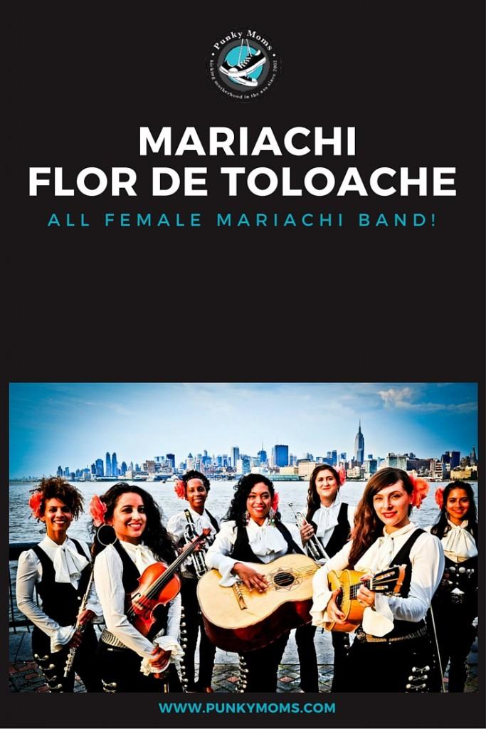 Mariachi Flor de Toloache