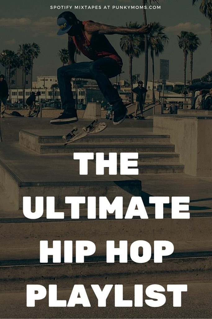 Oh yeah! Get ready to enjoy this new Spotify playlist we have up on the site. The ultimate Hip Hop Music Playlist streaming free now on our Spotify station!
