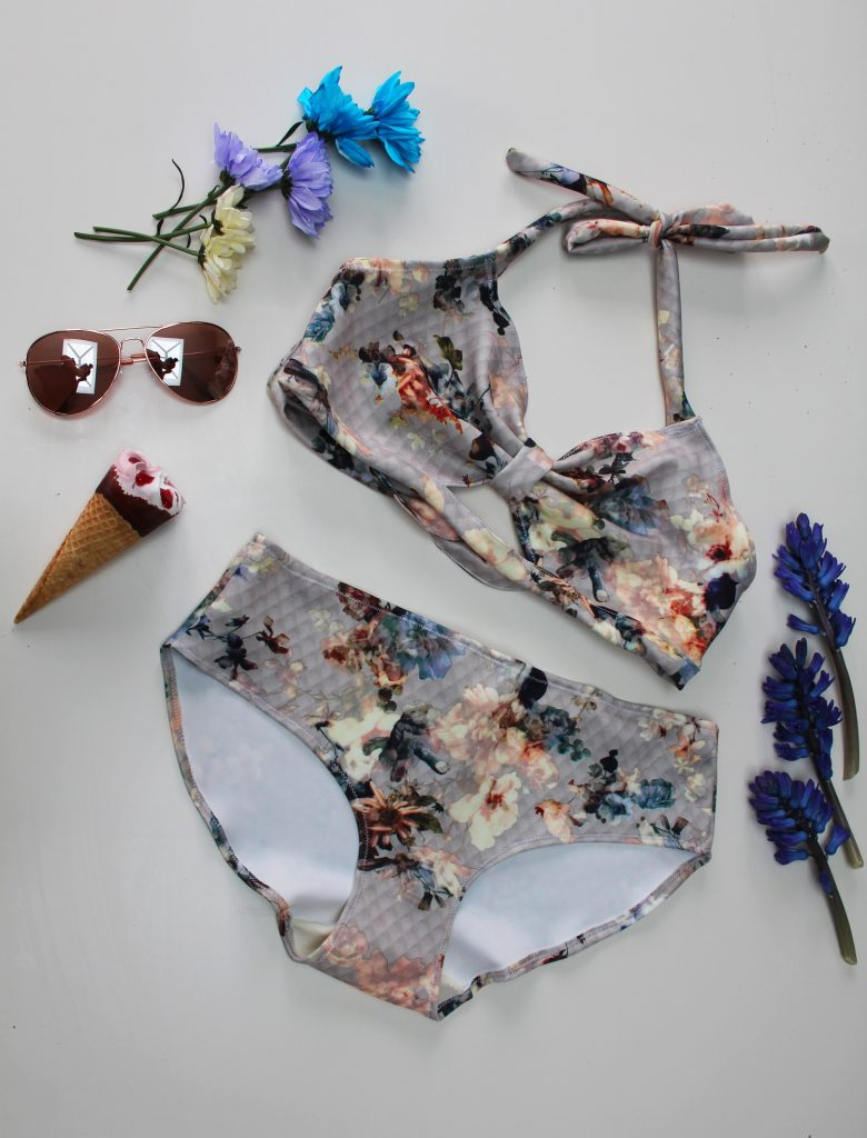 Lucky Sew and Sew are a handmade lingerie and bikini small business out of Essex in the UK. Their pieces are absolutely stunning and created from genuine vintage patterns. With some modern day updates, this mother/daughter team is killing it as our Featured Mom Run Business pick.