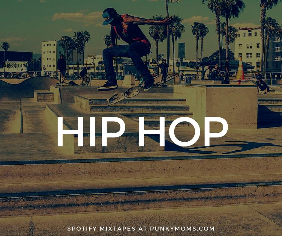 Hip Hop Music Playlist