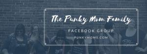 Punky Moms Facebook Groups!