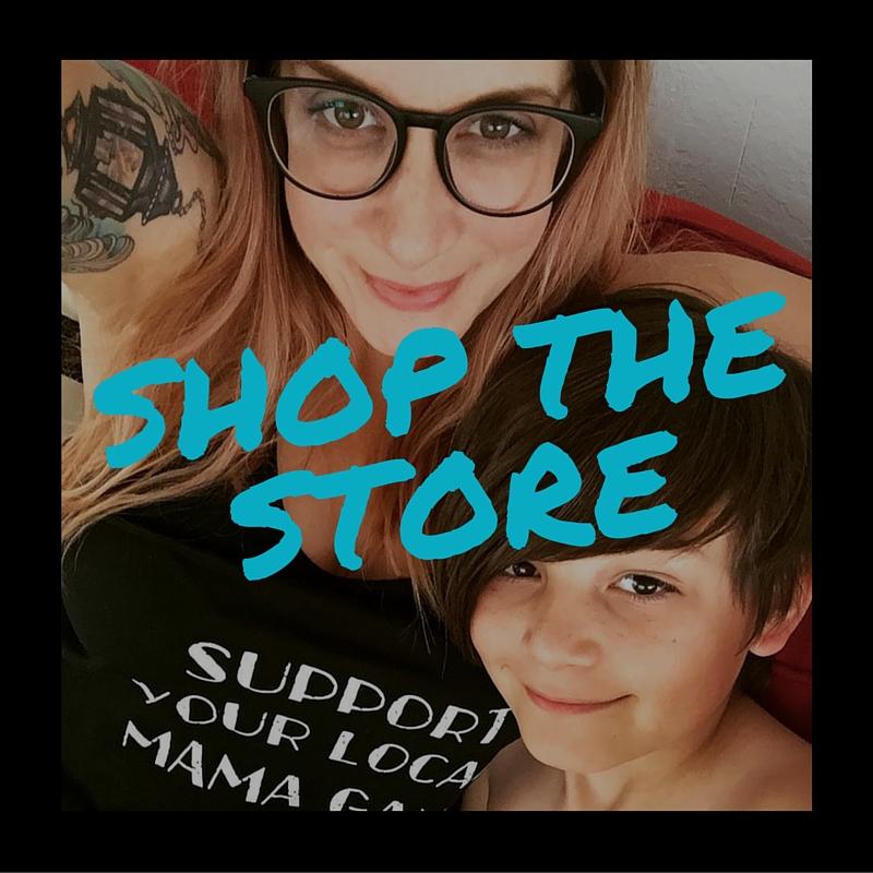 Punky Moms Online Shop