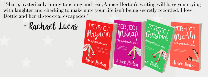 Our review of The Perfect Disaster Series by author Aimee Horton. The books talk of pregnancy, birth, and the ups and downs of being a new mother.