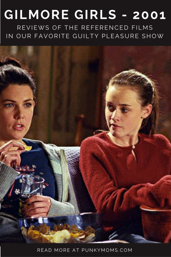 Delirium and her daughter are taking on reviewing some of the 300+ movies referenced in the Gilmore Girls TV show. First up, the film 2001.