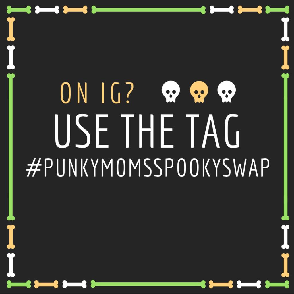 Punky Moms Spooky swap