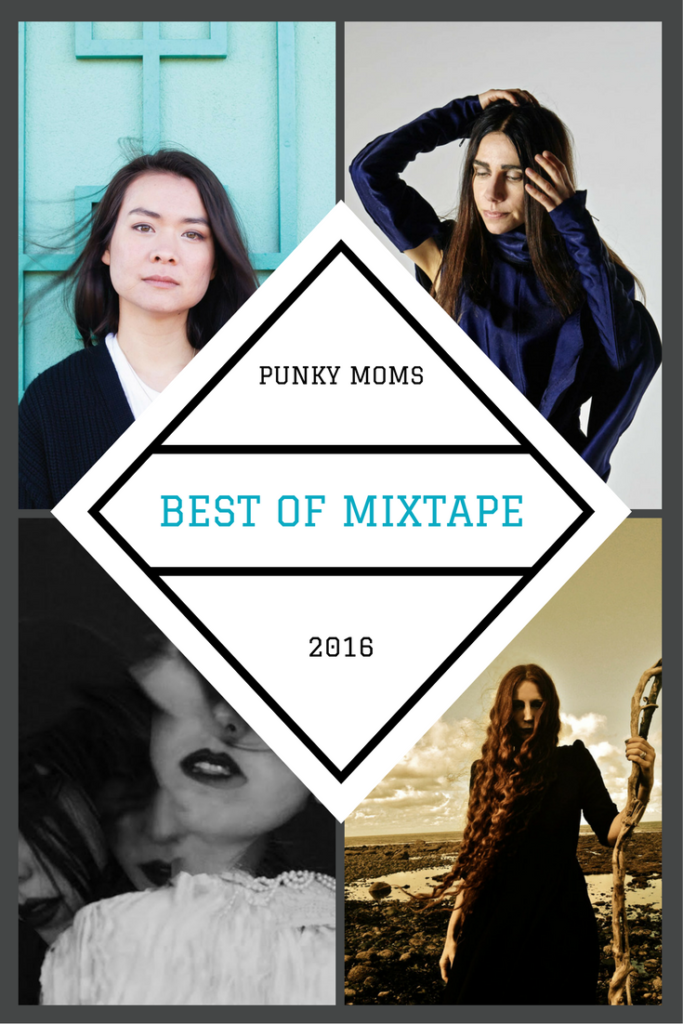The Future is Female. Our Best of 2016 playlist is here! Stream free on our Spotify. Full of the best female led music that has been rocking our speakers this year. Including Pj Harvey, Mitzki, & The Julie Ruin